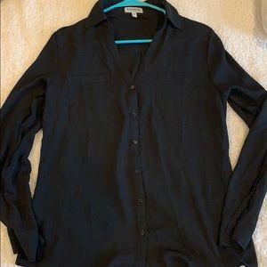 Black Portofino Shirt!